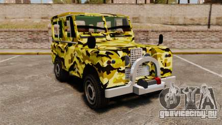Land Rover Defender Antiguo для GTA 4