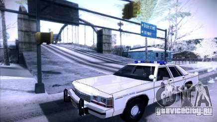 Police North Yankton для GTA San Andreas