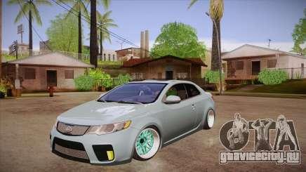 Kia Cerato для GTA San Andreas