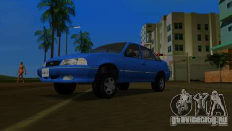 Daewoo Cielo для GTA Vice City