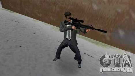 M4 со Снайперским Прицелом для GTA Vice City