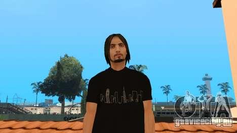 Качественный Скин STAFF для GTA San Andreas