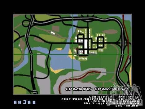 Миф про рыбака для GTA San Andreas седьмой скриншот