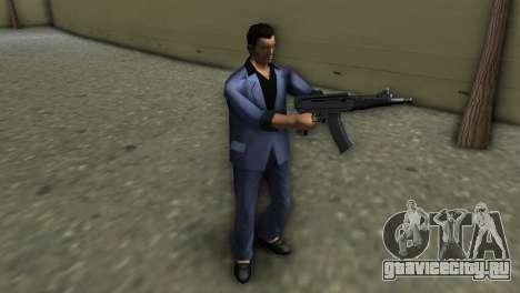 Малогабаритный Автомат Драгунова (МА) для GTA Vice City третий скриншот