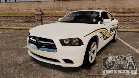 Dodge Charger RT 2012 Slicktop Police [ELS] для GTA 4