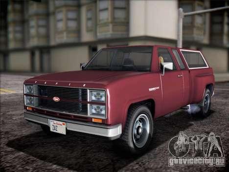 Vapid Bobcat XL из GTA V для GTA San Andreas