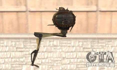 Робо Fallout 3 для GTA San Andreas
