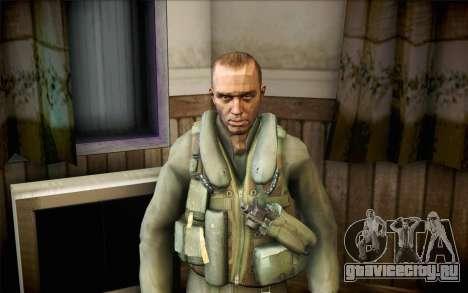 Николай из Call of Duty MW2 для GTA San Andreas