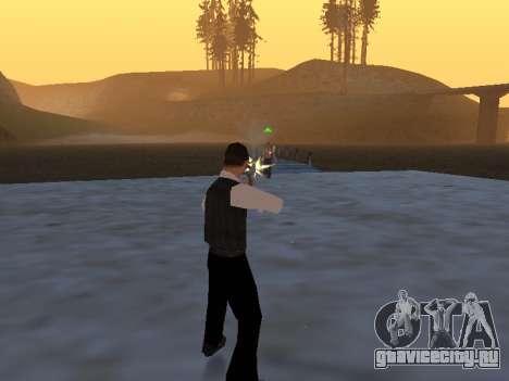 Миф про рыбака для GTA San Andreas третий скриншот