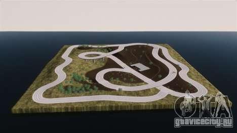 Локация StartMap для GTA 4