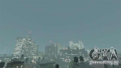 Погода Калифорнии для GTA 4 третий скриншот