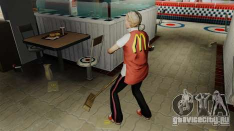 Рестораны McDonalds и Taco Bell для GTA 4 четвёртый скриншот