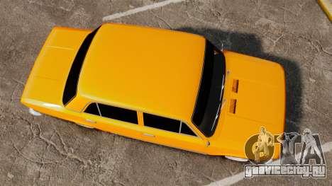 ВАЗ-2101 тюнинг для GTA 4 вид справа