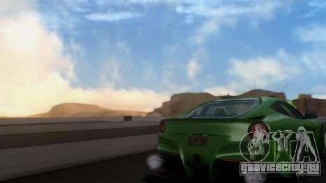 ENBSeries By AVATAR v3 для GTA San Andreas четвёртый скриншот