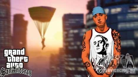 Loadscreens American Rap для GTA San Andreas