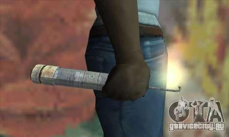 Stick of dynamite из Metro 2033 для GTA San Andreas третий скриншот