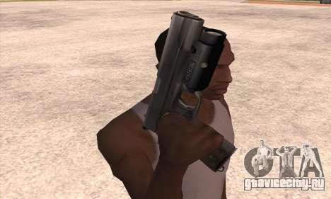 Пистолет из  Left 4 Dead 2 для GTA San Andreas третий скриншот