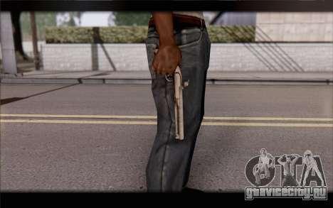 Кремневый Пистолет для GTA San Andreas третий скриншот