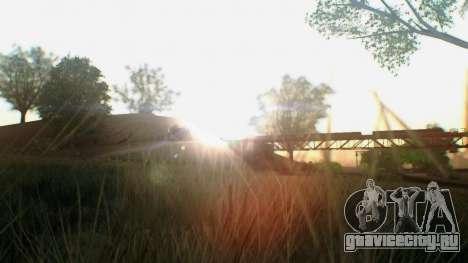 ENBSeries By AVATAR v3 для GTA San Andreas пятый скриншот