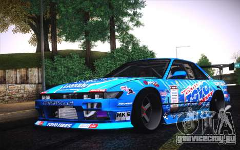 Nissan Silvia S13 Toyo для GTA San Andreas