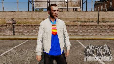 Супермен коллекция для GTA 4 третий скриншот