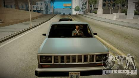 GTA HD Mod 3.0 для GTA San Andreas шестой скриншот