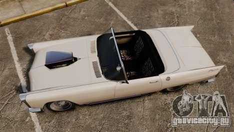 Peyote 1950 v2.0 для GTA 4 вид справа