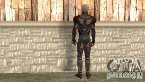 Грей Фокс для GTA San Andreas второй скриншот
