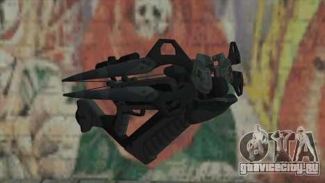 Арбалет из Timeshift для GTA San Andreas