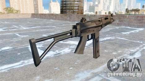 Пистолет-пулемёт Taurus MT-40 для GTA 4 второй скриншот