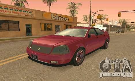 Presidente из GTA IV для GTA San Andreas