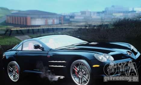 ENBSeries By AVATAR v3 для GTA San Andreas