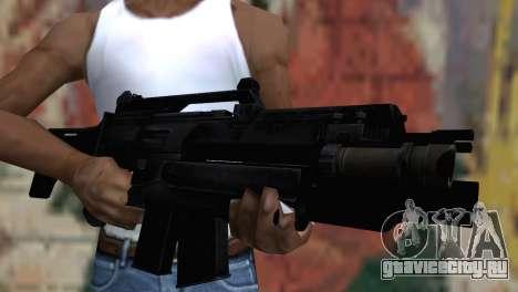 Автомат Джонса для GTA San Andreas третий скриншот