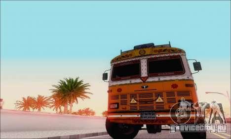 ТАТА 2515 для GTA San Andreas вид слева