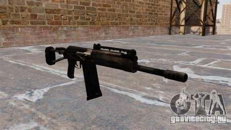 Самозарядное ружьё Сайга-12 для GTA 4