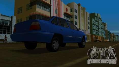 Daewoo Cielo для GTA Vice City