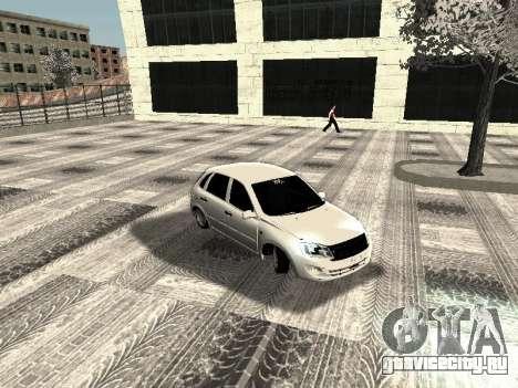 Ваз 2190-1119 для GTA San Andreas