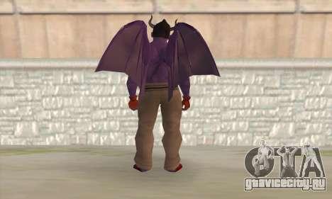 Devil Kazuya Mishima для GTA San Andreas второй скриншот