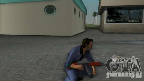 Vz-58 для GTA Vice City второй скриншот