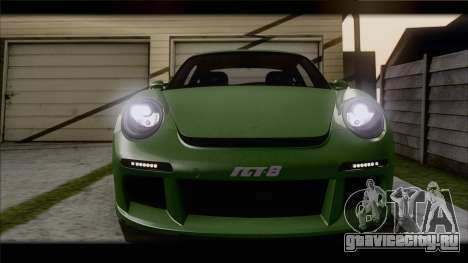 RUF RGT-8 для GTA San Andreas вид справа