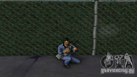 Steyr AUG для GTA Vice City шестой скриншот