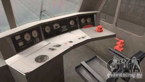 ЭП200-0001 для GTA San Andreas вид сзади