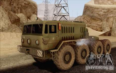 МАЗ 535 для GTA San Andreas