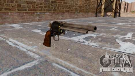 Револьвер Colt Peacemaker для GTA 4