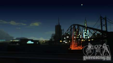 ENBSeries By AVATAR v3 для GTA San Andreas второй скриншот