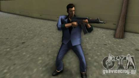 Малогабаритный Автомат Драгунова (МА) для GTA Vice City