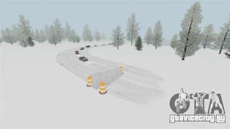 Локация Arctic Wonderland для GTA 4 четвёртый скриншот