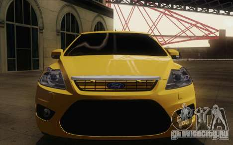 Ford Focus 2009 для GTA San Andreas вид справа