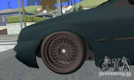 Ford Scorpio MkII V8 для GTA San Andreas вид справа
