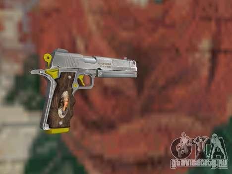 Ebony для GTA San Andreas второй скриншот